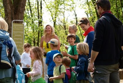 Kräuterwanderung im Naturpark